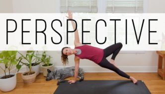 Yoga to Gain Perspective